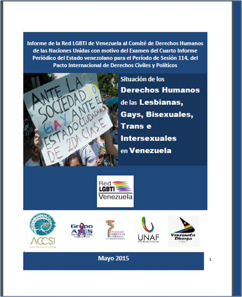 informe red lgbti